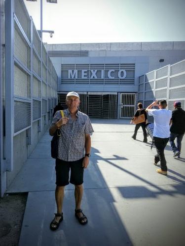 AdamK at the Border