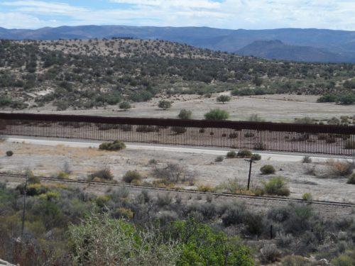 Border Fence - Mexico