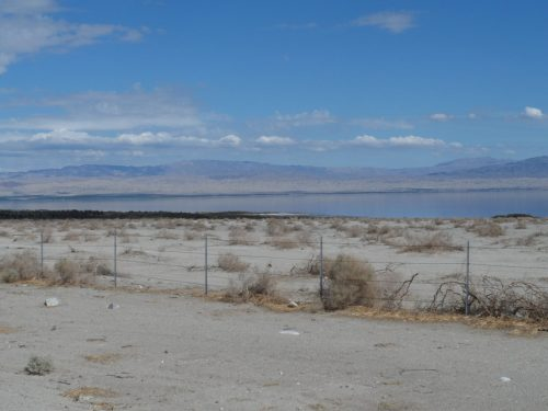 Salton Sea Views