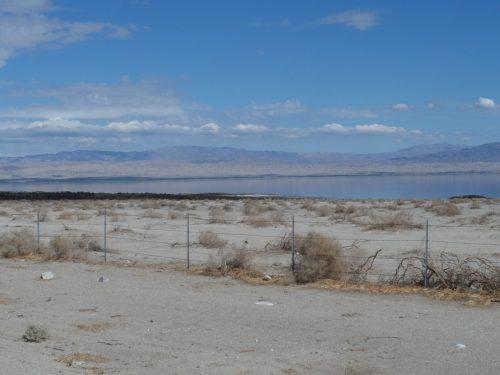 Salton Sea Views