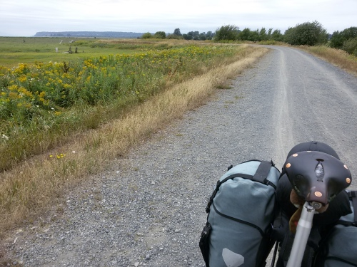 Boundary Bay Dyke Trail