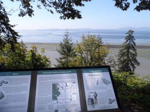 Views Over Samish Bay