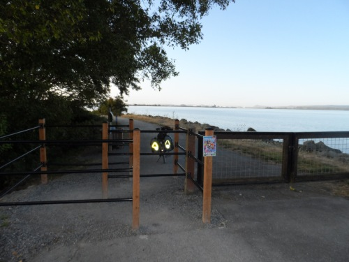 Start of the Padilla Bay Shore Trail