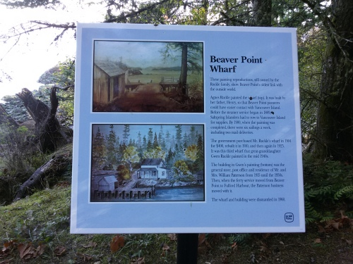 Beaver Point Wharf