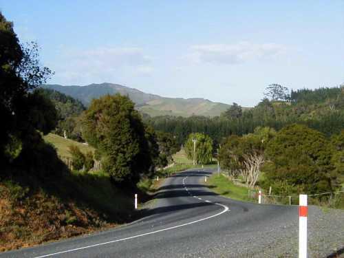 Lotsa hills!