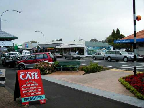 Downtown Katikati