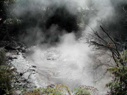 Boiling Mud Hole
