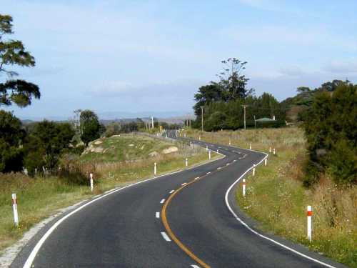 Quiet Winding Roads