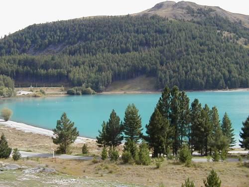 Vivid Colour of Lake Tekapo
