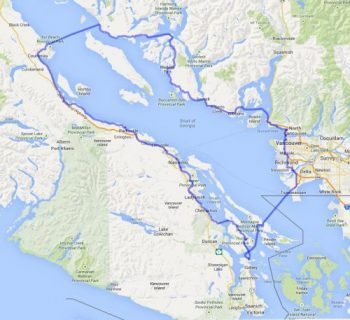 Vancouver Island & Sunshine Coast Loop