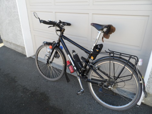 The Current Version of the Bike