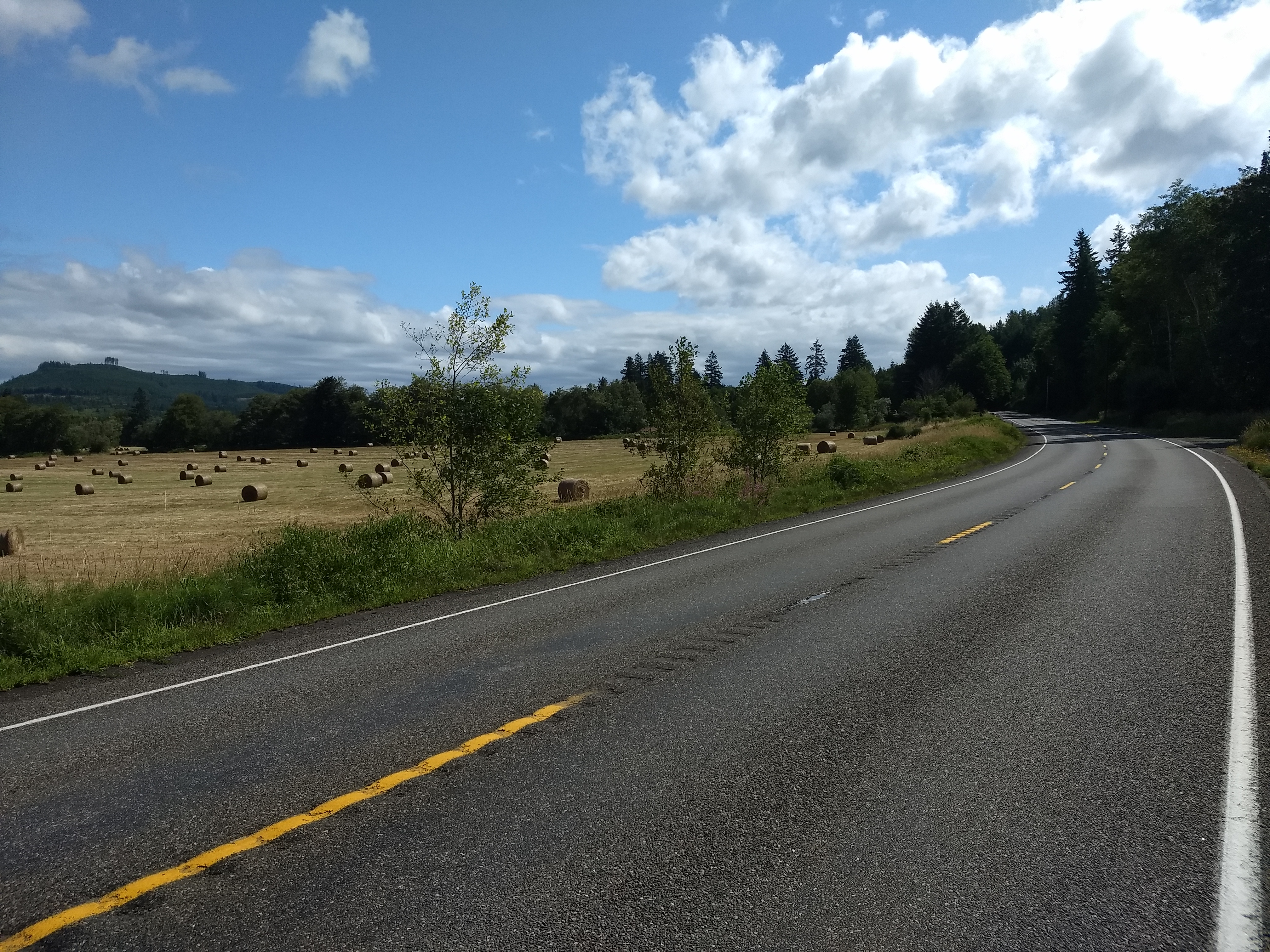 Monte Elma Road