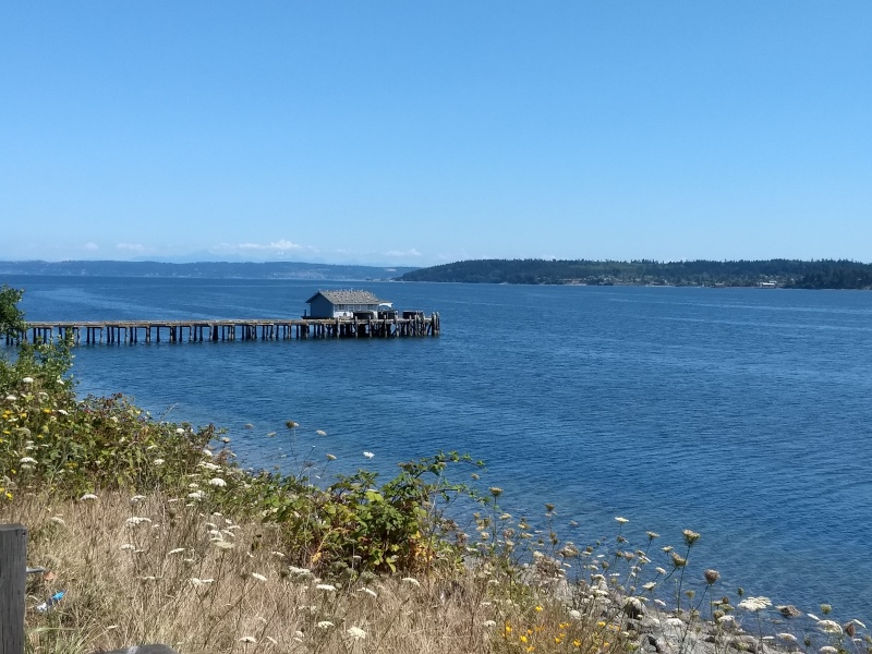 North of Coupeville on WA-20