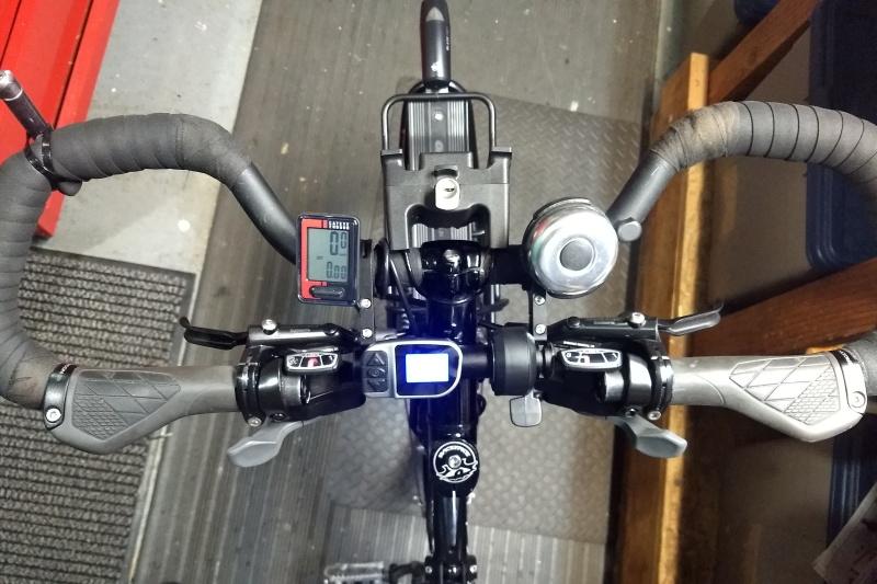 Compact Setup with VLCD6 Display