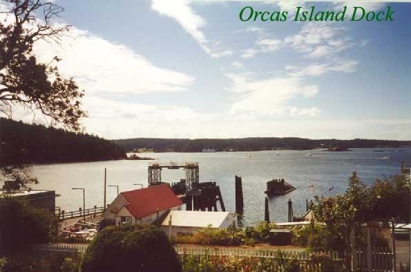 Orcas Island Dock