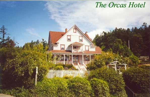 The Orcas Hotel