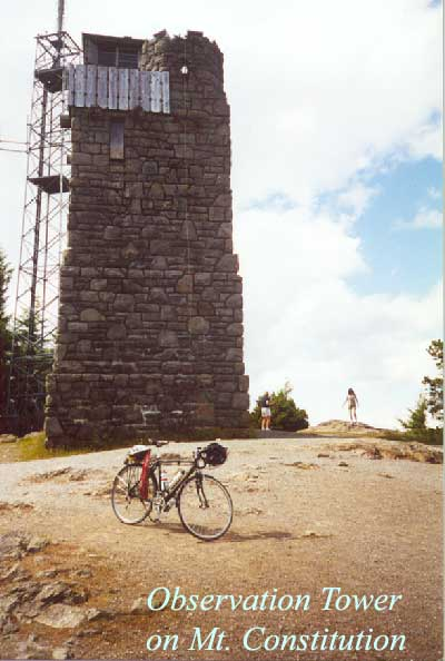 Mount Constitution Tower