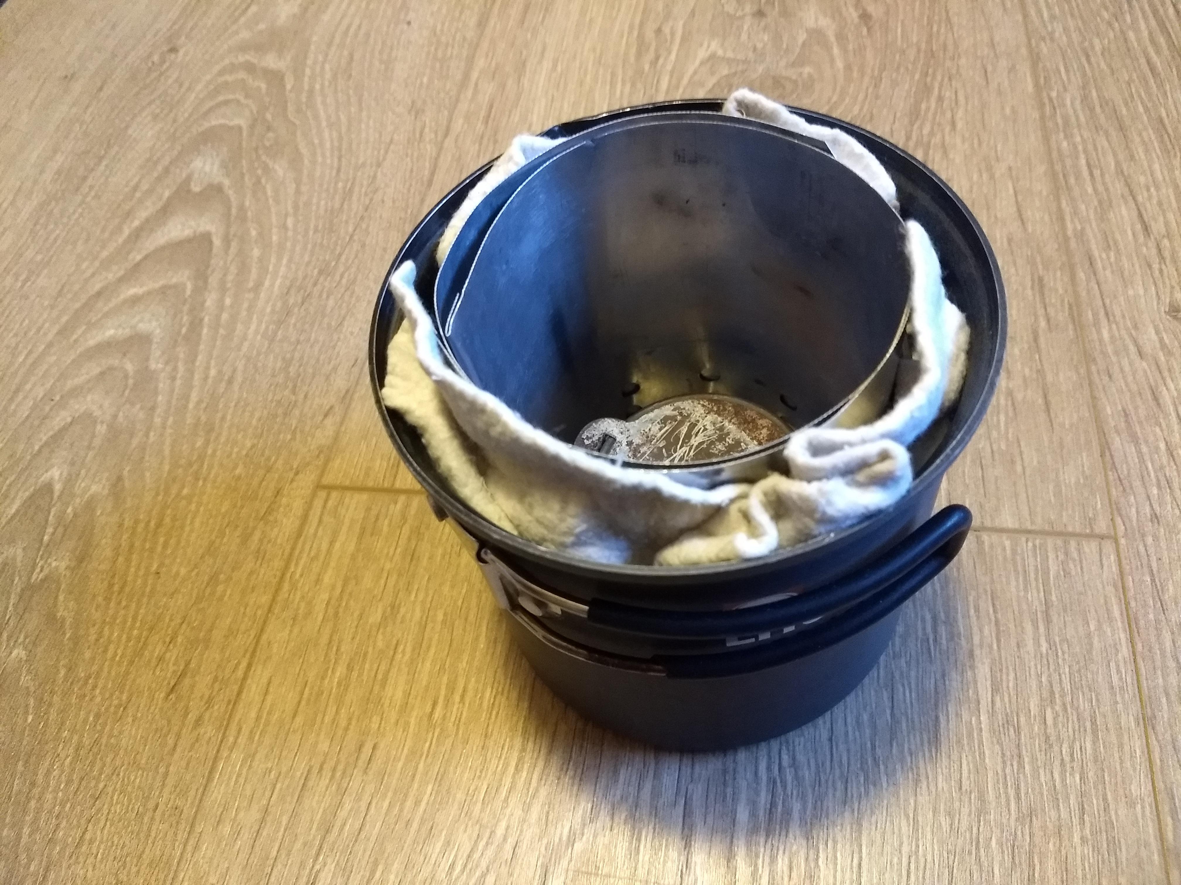 Small Dish Cloth for Padding